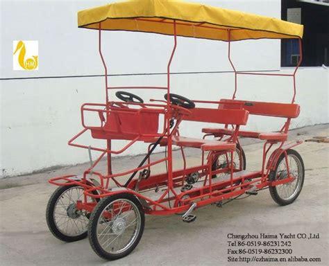 2 seater surrey bike with children seat surrey tandem