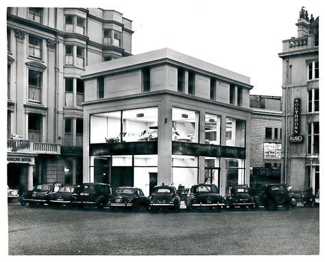 Ford Garage Brighton by Motor Car Showrooms Built 1926 Steine Streets