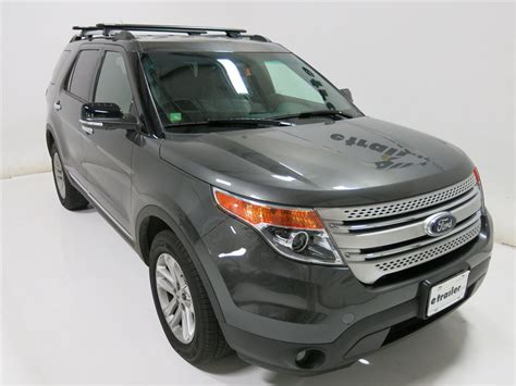 Ford Explorer Roof Rack by Roof Rack For 2015 Explorer By Ford Etrailer