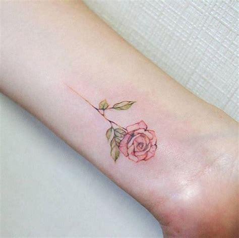 small red rose tattoo best 25 tattoos on wrist ideas on