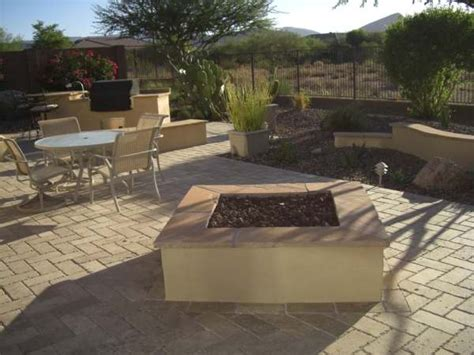 Desert Landscape Ideas For Backyards by Backyard Desert Landscaping Photos Interior Decorating
