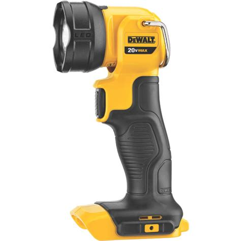 dewalt 20v led light dewalt dcl040 led work light 20v max lithium ion