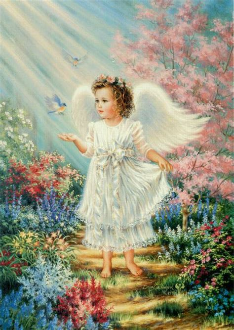 angel s cute little angels wallpapers my blog