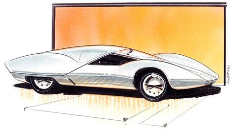 sketch book car 1967 chevrolet astro i concepts