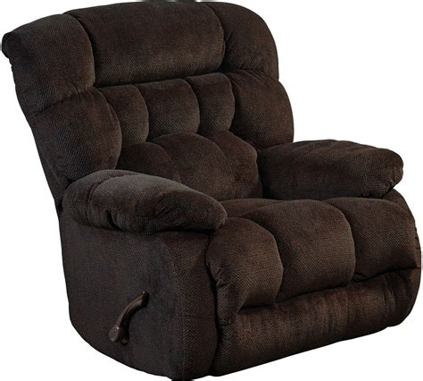 chaise rocker recliner daly chocolate chaise rocker recliner from catnapper