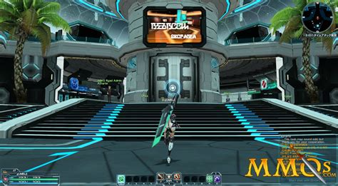 Temporary Deck by Phantasy Star Online 2 Game Review