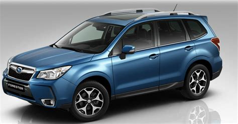 2015 subaru forester colors subaru forester iv 2015 colors couleurs