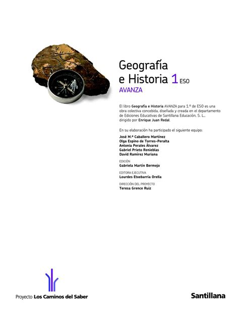 geografia i historia serie 849047530x calam 233 o libro de texto 1 186 eso