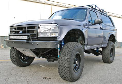 prerunner bronco suspension stage 6 trophy long travel front rear suspension kit