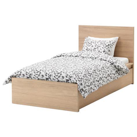 ikea malm bett 90x200 single beds single bed frames ikea