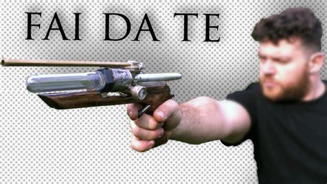 fai da te pistola steunk fai da te