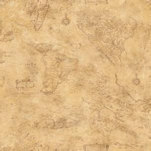 wallpaper earth tone 56 sq ft earth tone map toile wallpaper wc1281070 at the