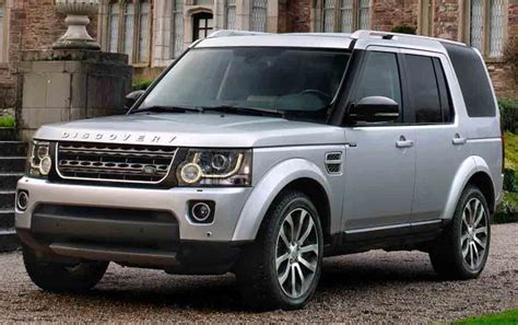 2017 land rover lr4 redesign and price http