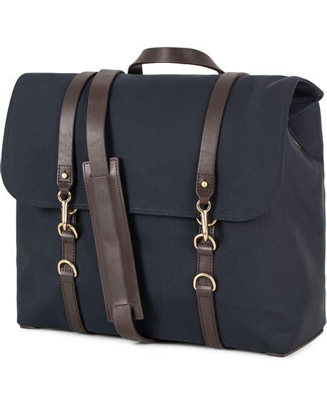Les Catino Promesa Satchel M Navy 1 mismo m s satchel messenger bag navy brown hos careof
