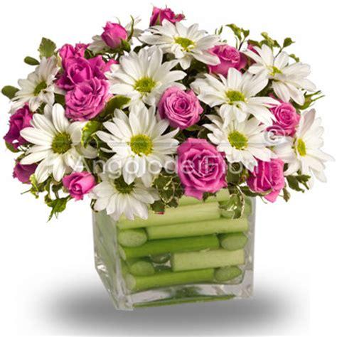 co d fiori composizione di margherite e consegna a domicilio