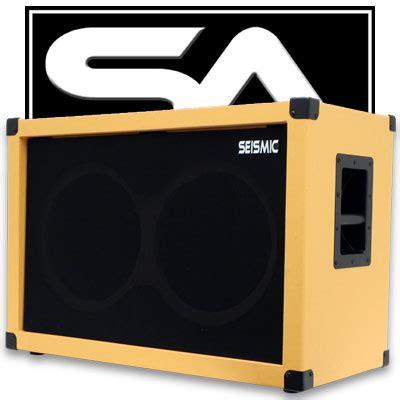 empty guitar speaker cabinet 2x12 cab 212 orange tolex ebay