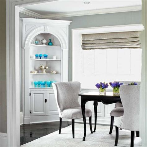 built in corner cabinet dining room making a corner cabinet door woodworking projects plans