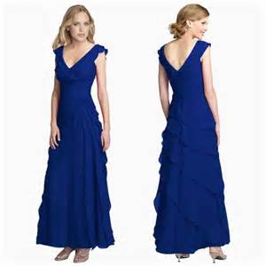 cobalt blue evening dress evening dresses gallery