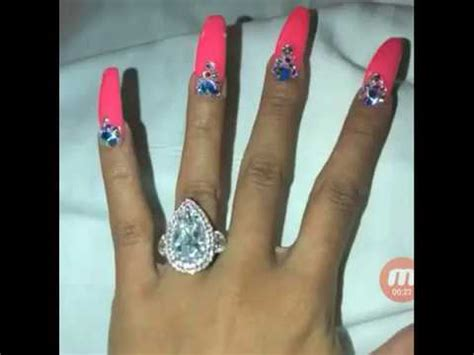 Ring Cardi cardi b engagement ring