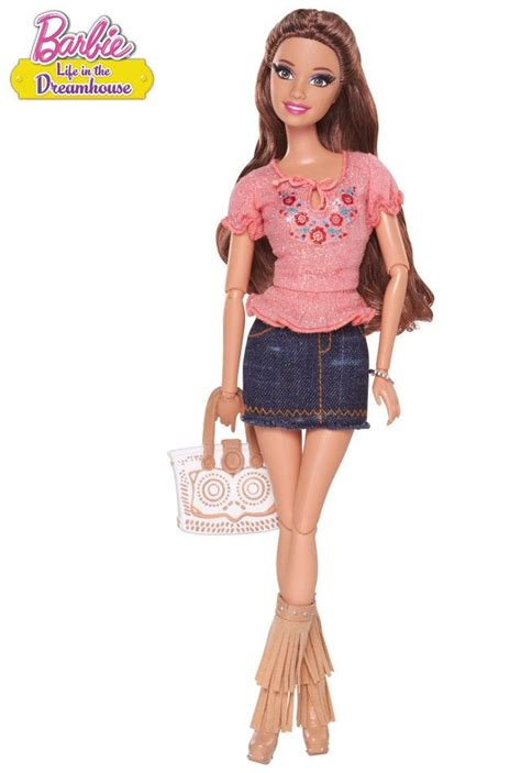dream house dolls barbie life in the dreamhouse dolls teresa doll barbie dream house dolls barbie