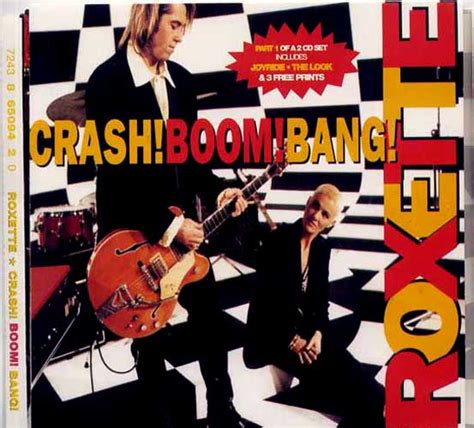 Roxette Crash Boom Japan Cd results