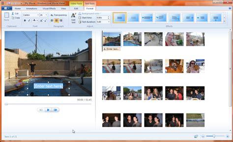windows live movie maker tutorial 2014 image gallery movie maker 2014