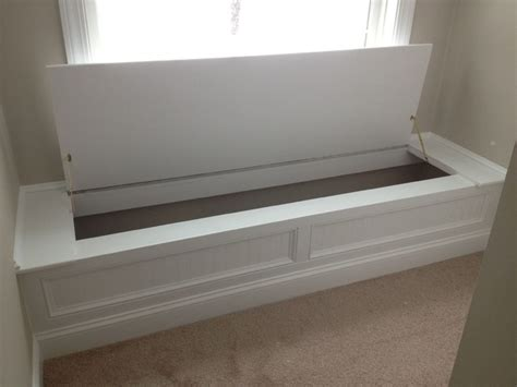 built in window seat built in window seat hall boston by brosseau