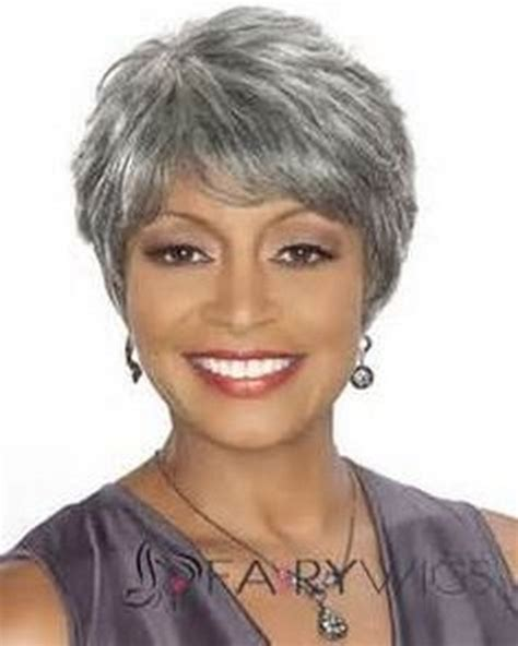 short grey haircuts on pinterest short grey hair older hairstyles for short grey hair
