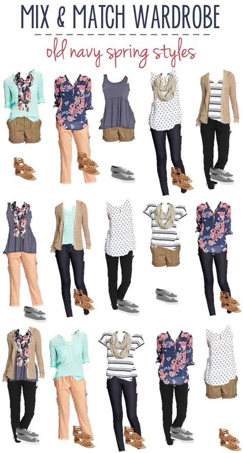Mix And Match Wardrobe Pieces by 1000 Ideas About Navy On Navy