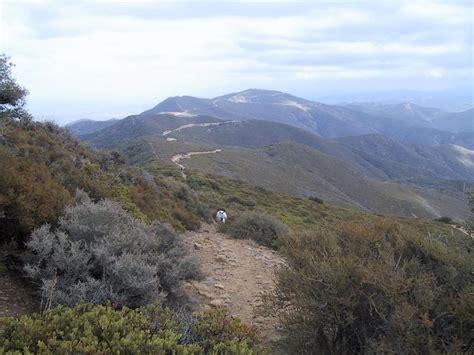 sierra peaks section southern california hiking oktoberfest drive up