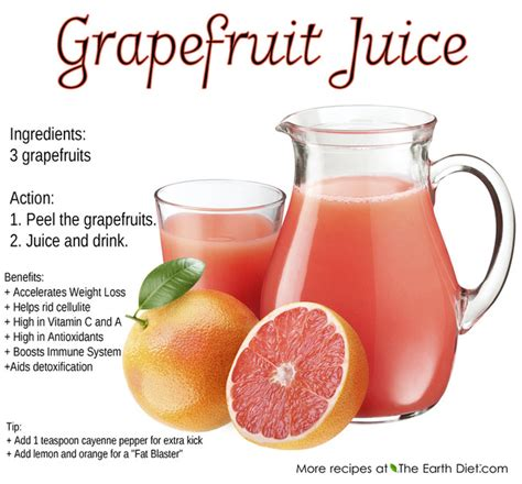 Grapefruit And Lemon Juice Detox Weight Loss by Http Www Theearthdiet Org 17 Post 2013 06 Grapefruit
