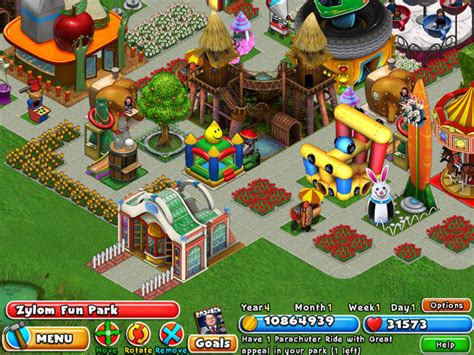 dream house builder online dream builder amusement park gamehouse