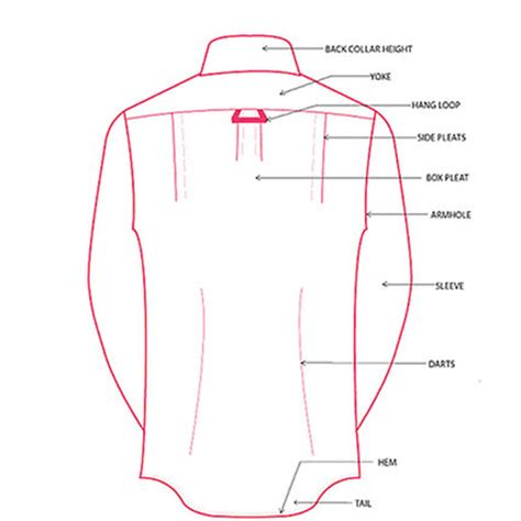 shirt pattern diagram sewing darts into your collared shirts a visual guide