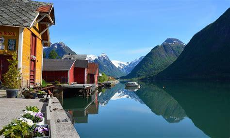 fjord glacier fj 230 rland from fjord to glacier norwegian fjords