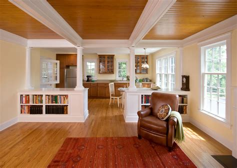 garage with inlaw suite mother in law suite craftsman kitchen new york by