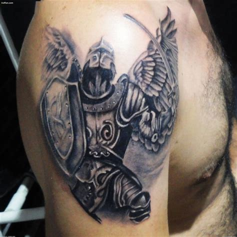 best 25 angel warrior tattoo ideas on pinterest