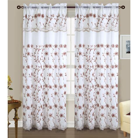 double rod pocket curtains easton double rod pocket curtain panel 54 x 84 18