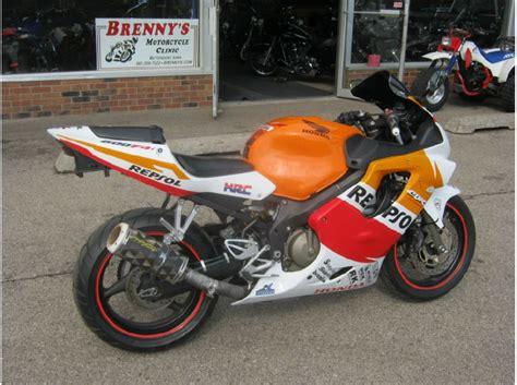2002 honda cbr600 2002 honda cbr600f4i repsol clone for sale on 2040 motos