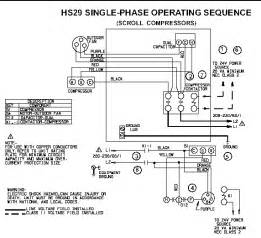 wiring diagram copeland condensing unit diagrams throughout compressor techunick biz