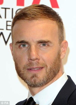 boss haircuts hamilton gary barlow star sports suspiciously thick mane at x