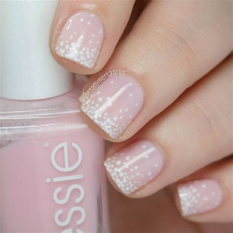 Simple Nail by 27 Pretty And Simple Nail Designs For Nails Worth Trying