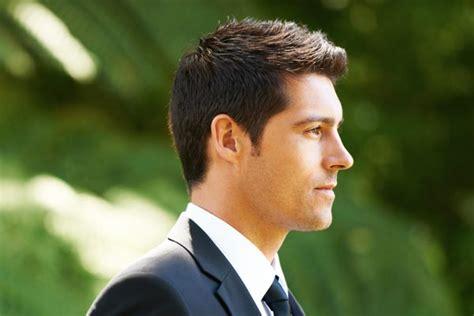 Mens Wedding Hairstyles by Groom Hairstyles