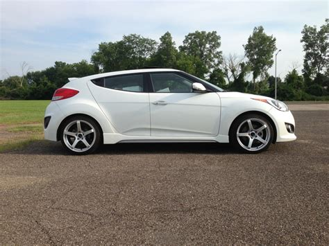 Hyundai Veloster Aftermarket Turbo by Official Veloster Aftermarket Wheel Thread