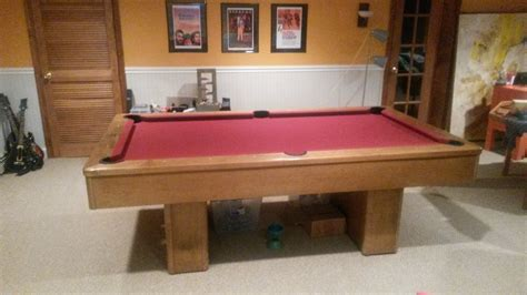 olhausen 7 pool table pre owned pool tables room furniture