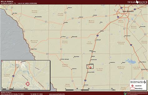 la salle county texas map texas ranch for sale 148 acres ranch real estate in la salle county