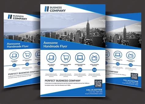 best business flyers templates flyer templates