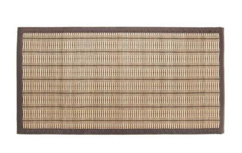 tappeti bamboo on line tappeti in bamboo per arredare
