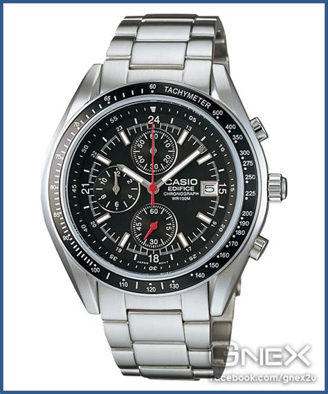 Casio Edifice Efa 100 By I2y Store casio ef 503d 1av edifice chronograph date display