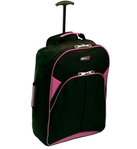 it cabin bag cabin luggage travel holdall bag wheeled suitcase