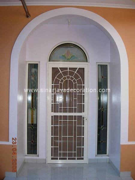 PINTU KASA NYAMUK ALUMUNIUM   Sinar Jaya Decoration